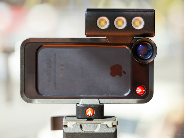 Manfrotto KLYP Complete Camera Kit for iPhone 5/5s