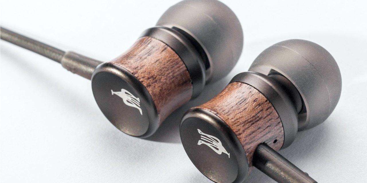 Meze 12 Classics Wooden Earphones Redefines Earbuds
