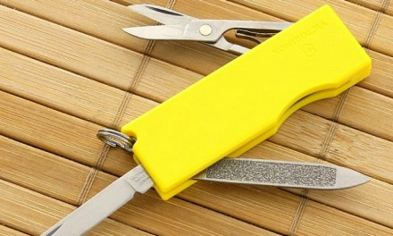 Victorinox Swiss Army Tomo Knife