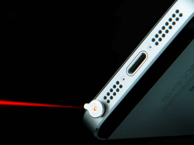 Add A Laser To Your Iphone With The Ipin Getdatgadget