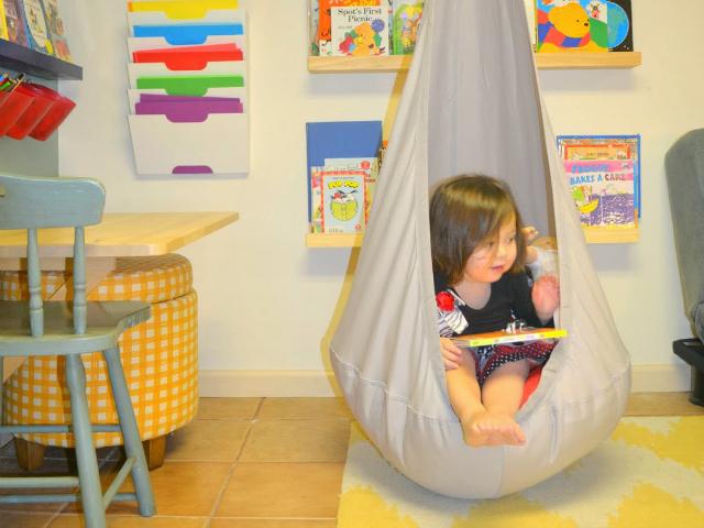 Ikea Ekorre Swing