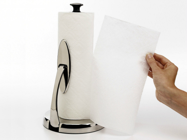 oxo kitchen supplies extractor simply tear paper towel holder - getdatgadget