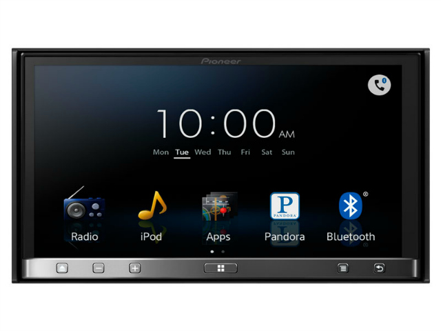 Pioneer AppRadio 3 Smartphone CD/DVD Car Stereo Receiver