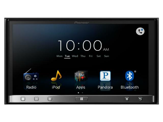 Pioneer AppRadio 3 Smartphone CD/DVD Car Stereo Receiver