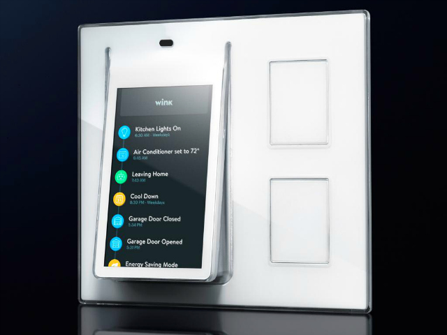 Wink Relay – Instant Access to your Connected Home