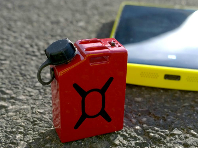 Devotec Fuel – Micro Size Charger for Huge Emergencies