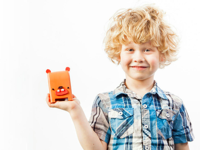 Toymail – The Kid-Friendly Voice Messaging Toy