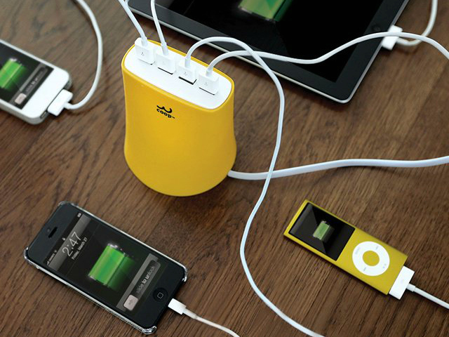 Jelly High Capacity USB Charger for All your Charging Needs