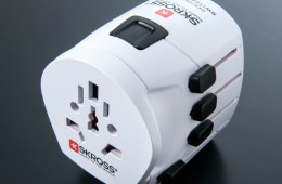 Skross World Travel Adapter – The One Adapter to Rule Them All