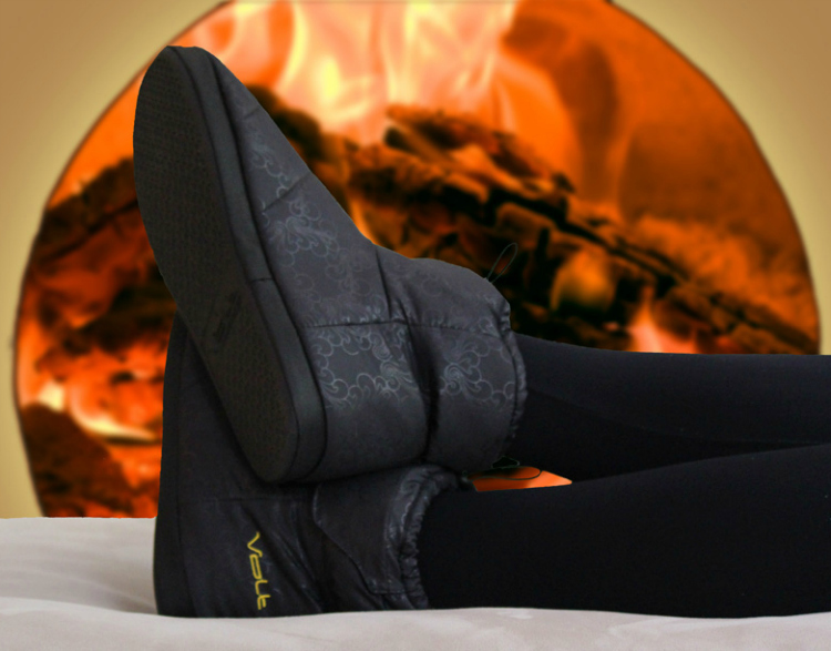 8ef395b3a98f Users with Reynaud s Syndrome who suffer from poor circulation claim that  the Volt Heated Slippers are of great help.