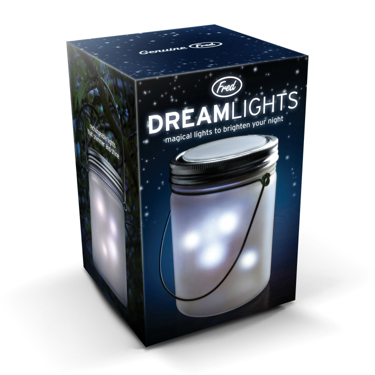 Dreamlights Fireflies In A Jar 4