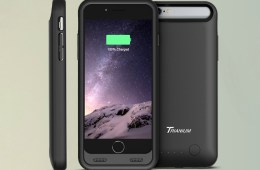 Trianium Atomic S iPhone 6 Battery Case – Extra Life for your iPhone