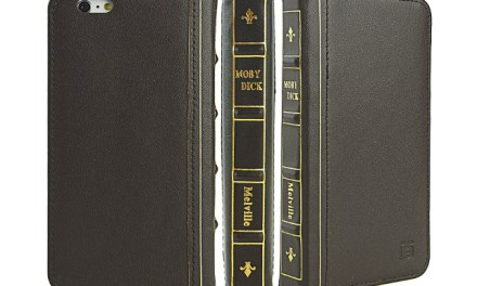 iPhone 6 Book Case – Disguise your iPhone as a Classic Novel