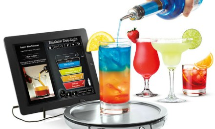 Perfect Drink App-Controlled Smart Bartending Makes the Perfect Drink