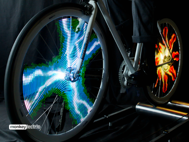 Monkeylectric Monkey Light for Bike Safety and Style