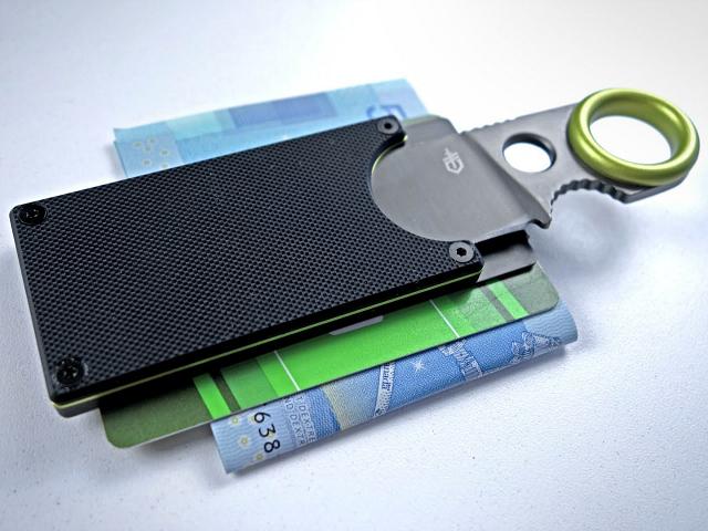 Gerber GDC Money Clip – More Dangerous Than it Looks