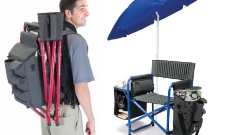 Chill And Relax With The Picnic Time Fusion Folding Chair