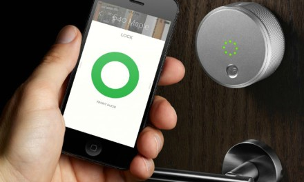 August Smart Lock – Keyless Home Entry with Your Smartphone