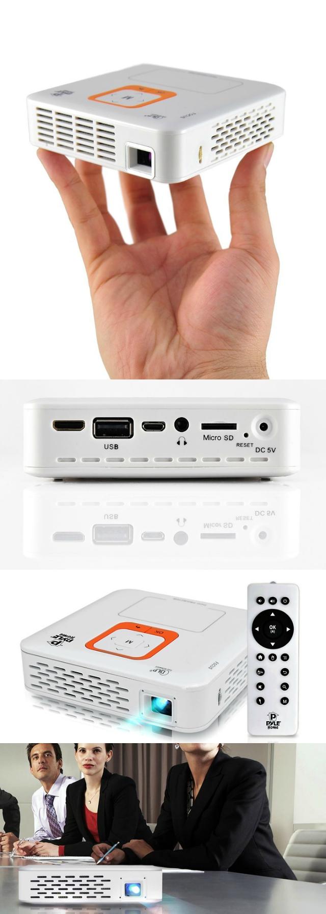 Pyle Smart Pocket Projector