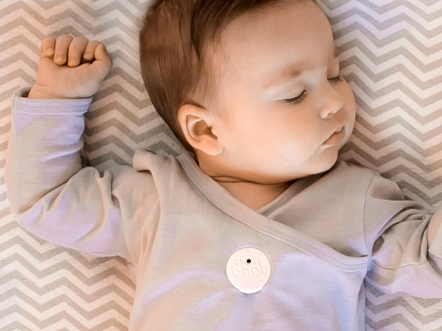 Parents of Newborns Can Now Sleep Soundly with MonBaby