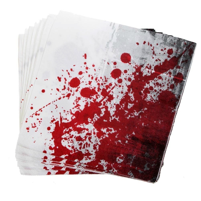 Zombie Bash Lunch Napkins