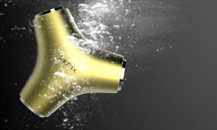 Miomix MX-11 Shower Speaker for Shower Divas