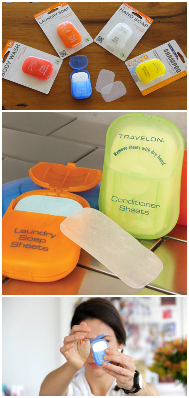 Travelon Toiletry Sheets