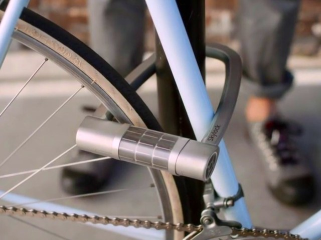 Secure Your Bike With Skylock