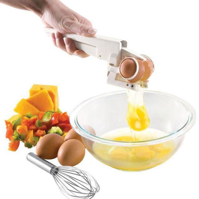 Egg Cracker and Separator