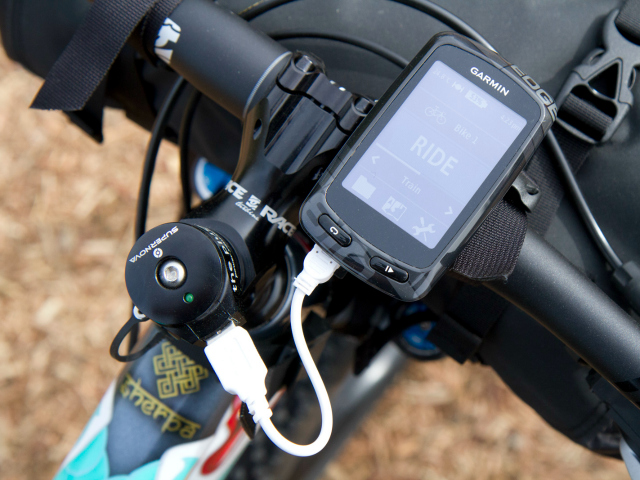 Power Your Gadgets With Your Bike With ThePlug III