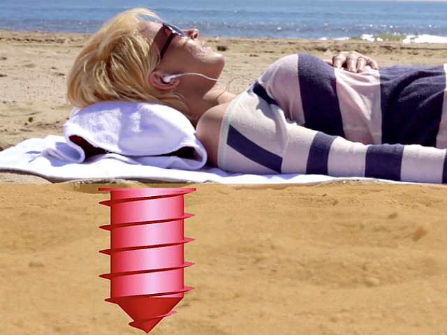 Use The Beach Vault For A Worry-Free Day At The Beach