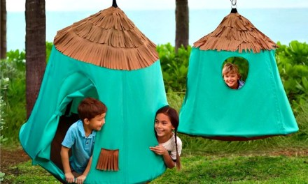 HangOut HugglePod Beach Cabana