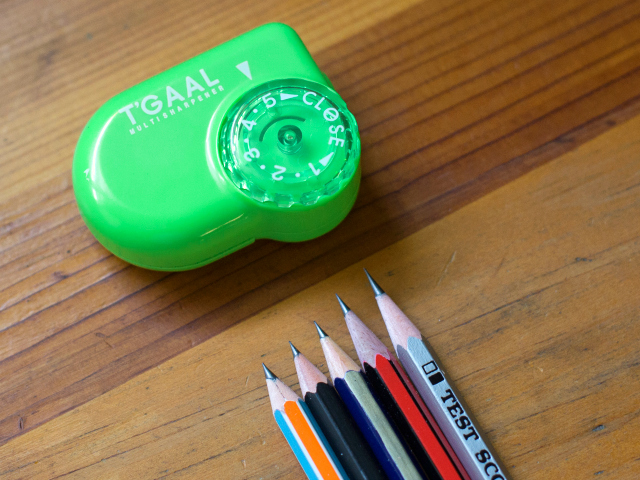 Kutsuwa Stad Angle Adjustable Pencil Sharpener