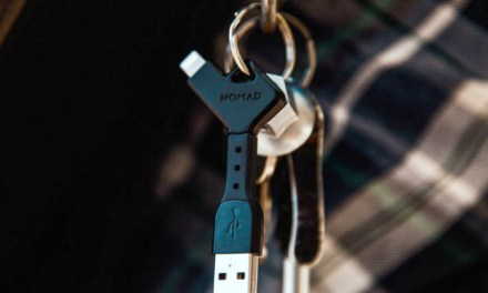 Charge  Anytime, Anywhere With The Nomadkey