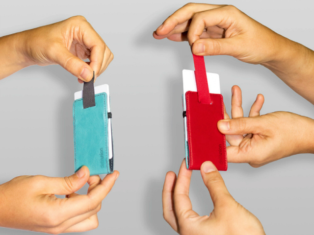 Wally Micro – The Micro Version Of The Wally Bifold
