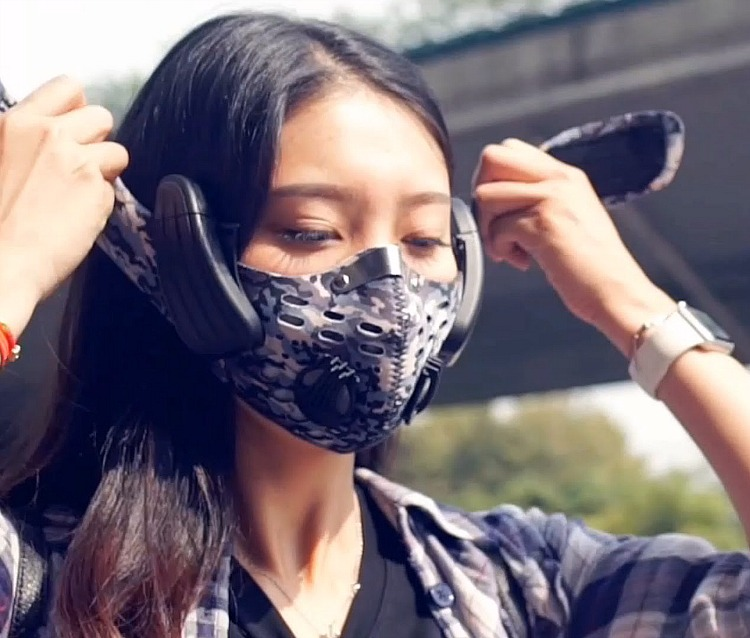 Digicare Lead-out Anti-pollution Mask