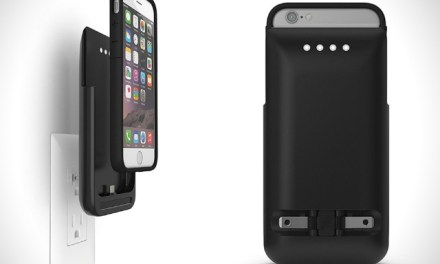 Prong PWR Case is the Easiest Way to Recharge Your iPhone 6