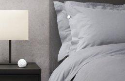 The Sense sleep tracking system.