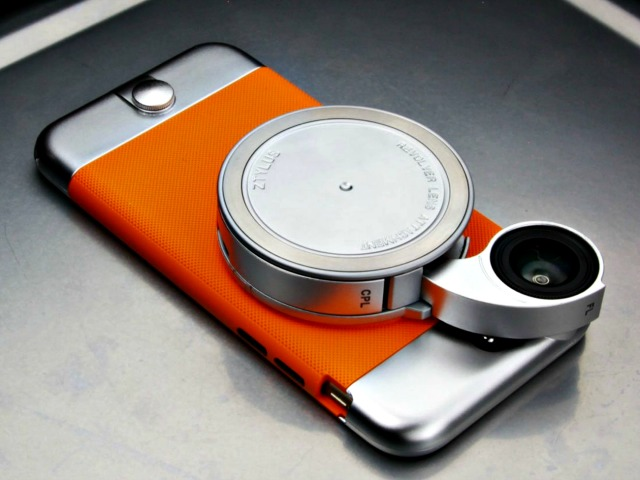 Ztylus is the Complete Photography Kit for your iPhone