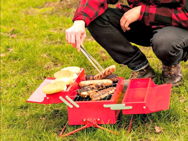 This Toolbox BBQ has the Right Tools for the Job