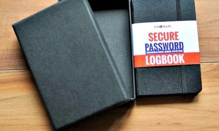 Enigmaze is your Secure Password Generator Cum Logbook