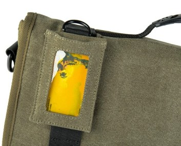 Kabden Canvas Sling Bag