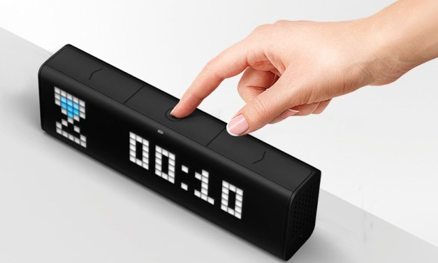 LaMetric Time is the Online Ticker Display for Work and Home