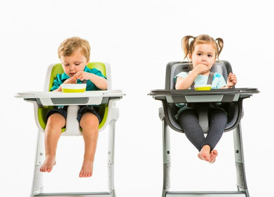 4moms High Chair Uses Magnets to Simplify Parenting