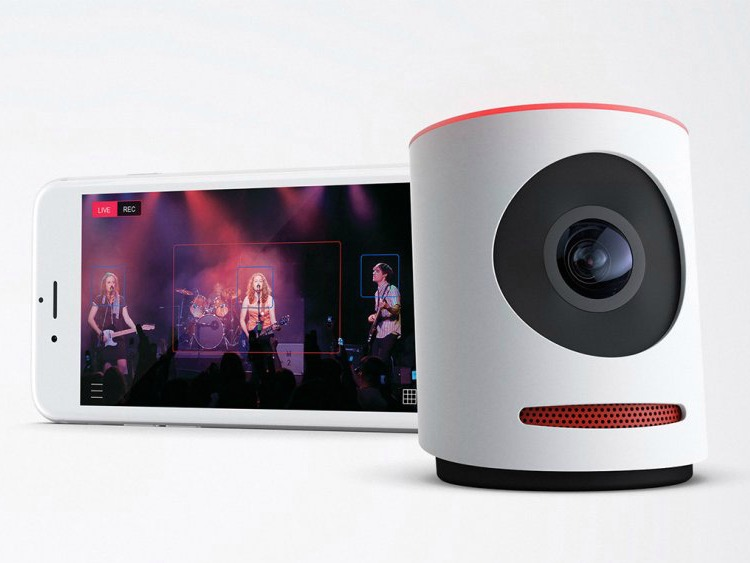 Mevo Puts a TV Studio on your iPhone