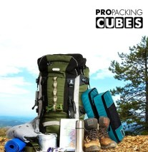 Pro Packing Cubes