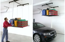 Racor HeavyLift Increases your Garage Storage Space
