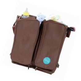 Mo+m 3 in 1 Convertible Diaper Bag