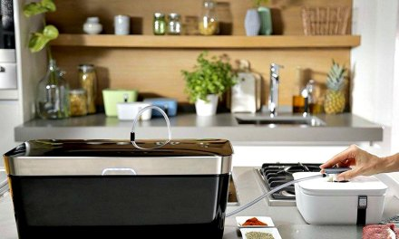 Vacuvita is the Fuss Free Way to Vacuum Store your Food