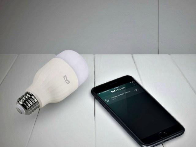 Yeelight: Cheapest Amazon Alexa Certified Smart LED Lightbulb